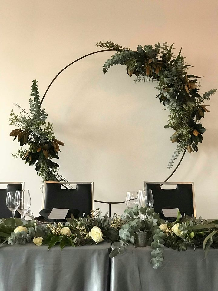 Mantra Albury Bridal Table